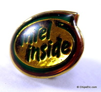 Intel Inside pin