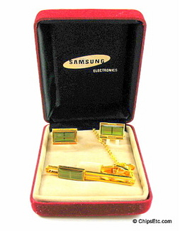 image of Samsung DRAM 16M Memory Chip jewelry
